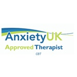 Anxiety UK Approved Therapist CBT